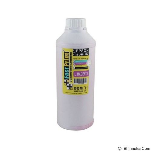 FASTPRINT Sublim Korea Epson 1000ml - Light Magenta - Tinta Printer Epson