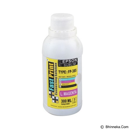 FASTPRINT Sublim Korea Epson 300ml - Light Magenta - Tinta Printer Refill