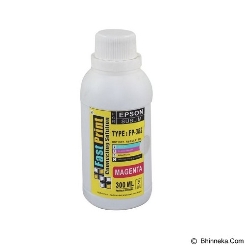 FASTPRINT Sublim China Epson 300ml - Magenta - Tinta Printer Refill