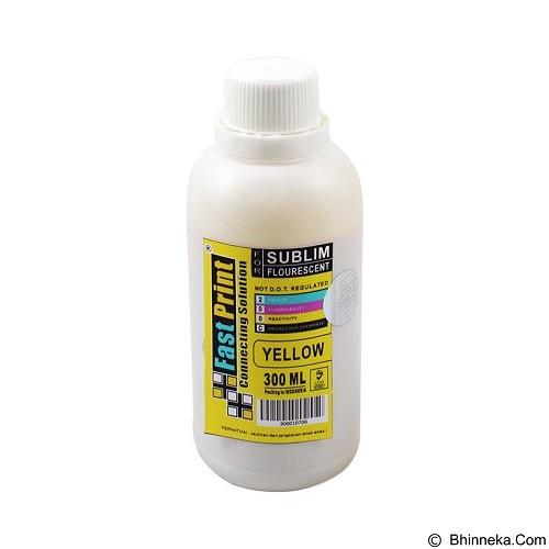 FASTPRINT Sublim Korea Fluorescent 300ml - Yellow - Tinta Printer Refill