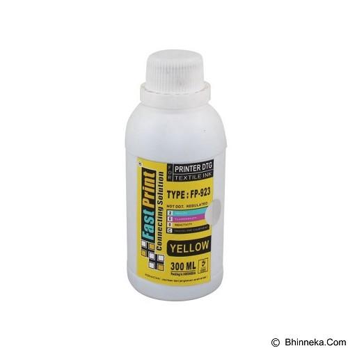 FASTPRINT Textile DTG 300ml - Yellow - Tinta Printer Refill