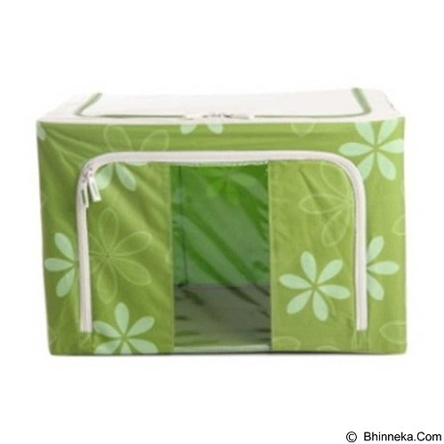 FATHIR'S SHOP Oxford Storage Box 66 L - Sunflower Hijau - Container
