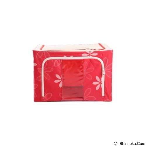 FATHIR'S SHOP Oxford Storage Box 66 L - Sunflower Merah - Container