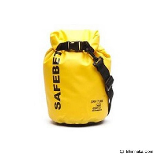 FATHIR'S SHOP Safebet Waterproof Dry Bag 5 Liter - Yellow - Waterproof Bag