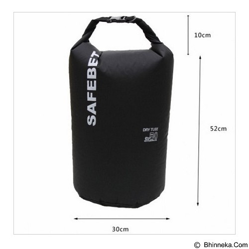 FATHIR'S SHOP Safebet Waterproof Dry Bag 50 Liter - Waterproof Bag