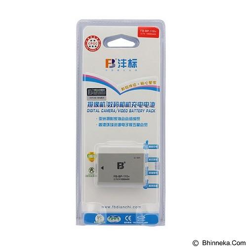 FB Battery [BP-110] - On Camera Battery