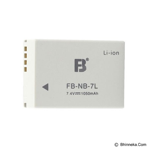 FB Battery [NB-7L] - On Camera Battery