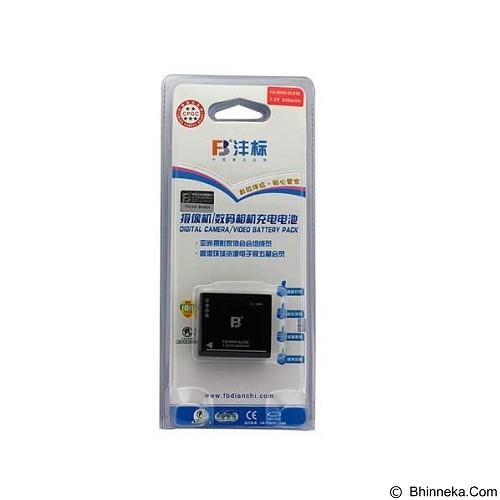 FB Battery Pack [DMW-BLE9E] - On Camera Battery