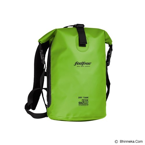 FEELFREE Dry Tank 15 [DT15] - Lime - Waterproof Bag