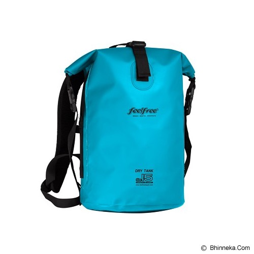 FEELFREE Dry Tank 15 [DT15] - Sky Blue - Waterproof Bag