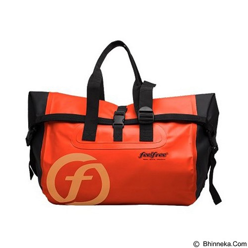 FEELFREE Dry Duffel 25 [DD25] - Orange - Waterproof Bag