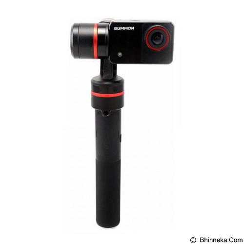 FEIYU Summon 3-Axis Built-in 4K Camera (Merchant) - Monopod and Unipod