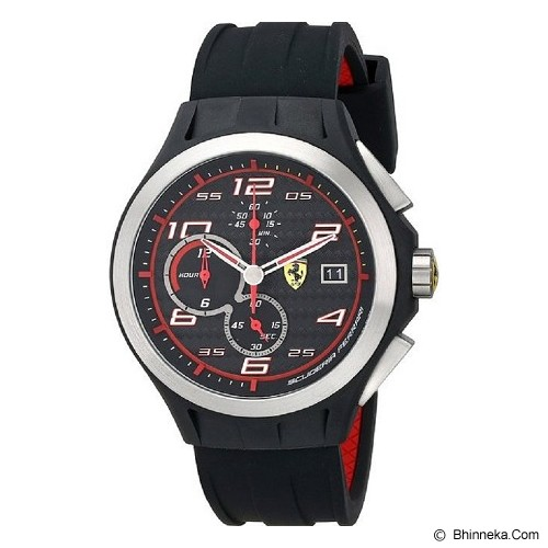 FERRARI Watch [0830015] - Black - Jam Tangan Pria Fashion