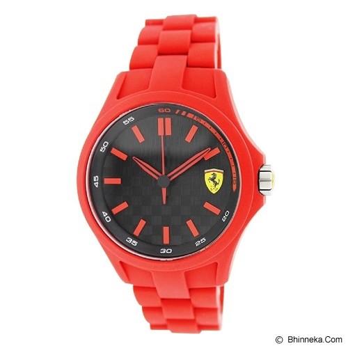 FERRARI Watch [0830157] - Red - Jam Tangan Pria Fashion