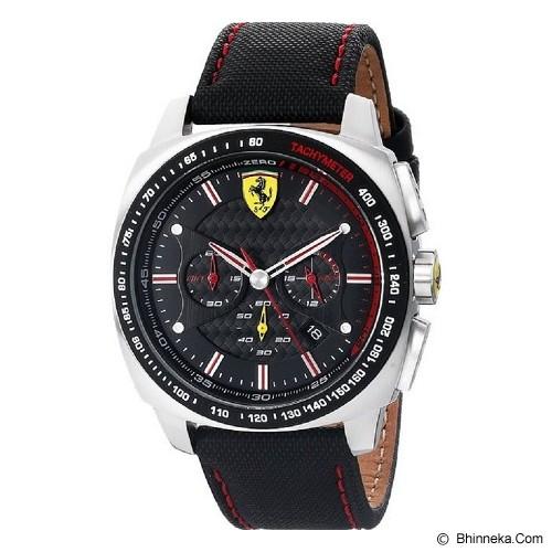 FERRARI Watch [0830166] - Black - Jam Tangan Pria Fashion