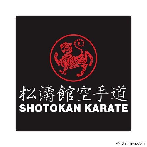 FIGHTERSTOWN Cutting Sticker Martial Arts Shotokan Karate Short - Organizer Mobil