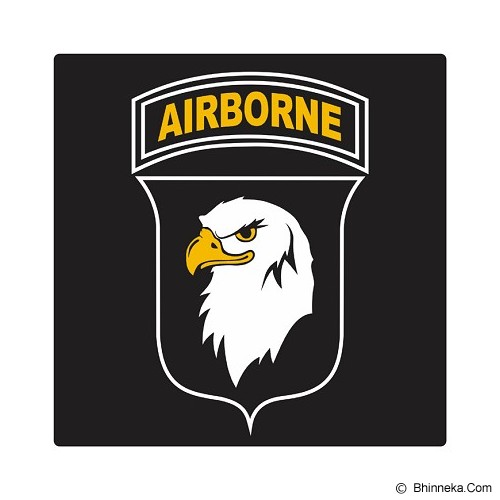FIGHTERSTOWN Cutting Sticker U.S. Army 101st Airborne - Organizer Mobil