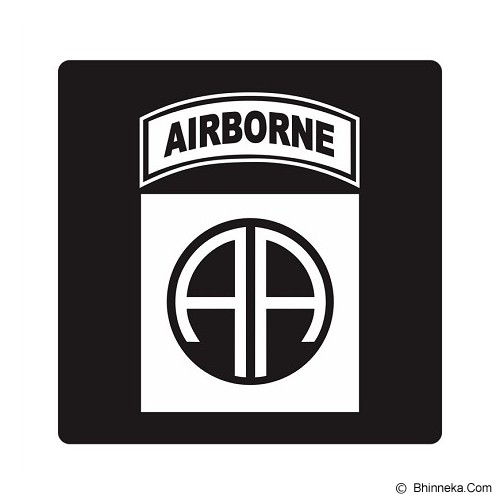 FIGHTERSTOWN Cutting Sticker U.S. Army 82nd Airborne All American - Organizer Mobil