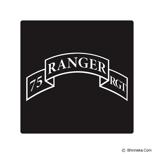 FIGHTERSTOWN Cutting Sticker U.S. Army Ranger 75th Regiment - Organizer Mobil