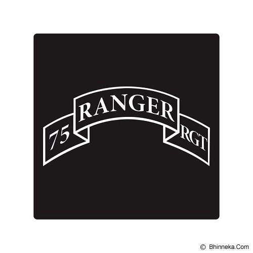 FIGHTERSTOWN Cutting Sticker U.S. Army Ranger 75th Regiment - Organizer Mobil