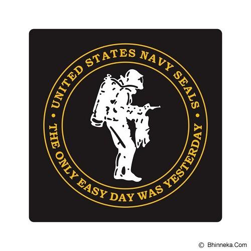 FIGHTERSTOWN Cutting Sticker U.S. Navy Seals Diver Three Colors - Organizer Mobil