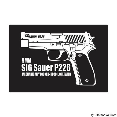 FIGHTERSTOWN Fighterstown Cutting Sticker SIG SAUER P226 - Organizer Mobil
