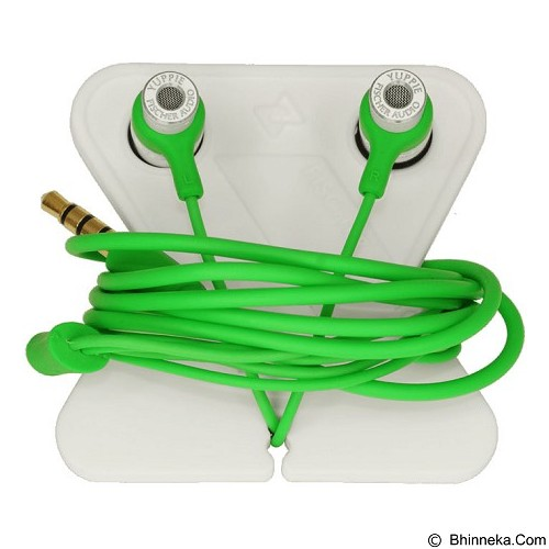 FISCHER Yuppie - Green - Earphone Ear Monitor / Iem