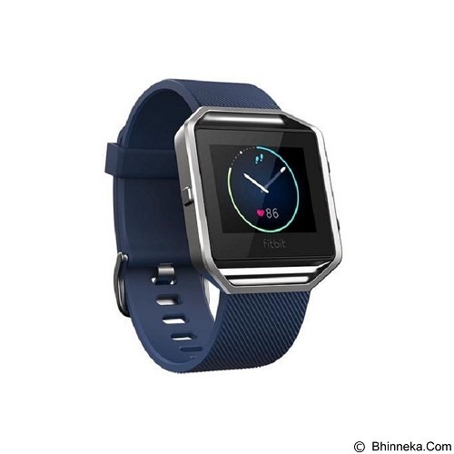 FITBIT Blaze size M - Blue (Merchant) - Smart Watches