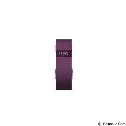 FITBIT Charge HR size L - Plum - Activity Trackers