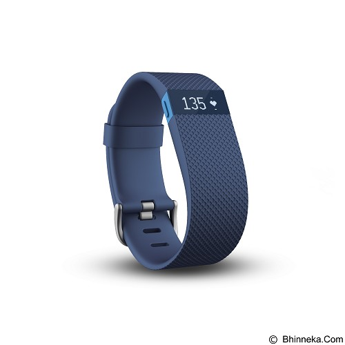 FITBIT Charge HR size S - Blue - Activity Trackers