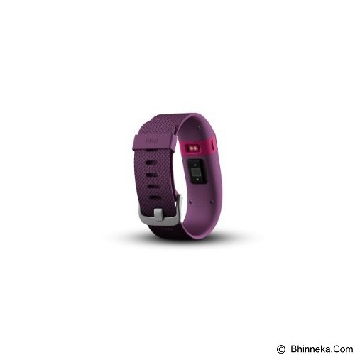FITBIT Charge HR size S - Plum - Activity Trackers