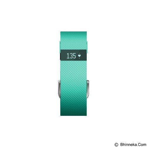 FITBIT Charge HR size S - Teal - Activity Trackers