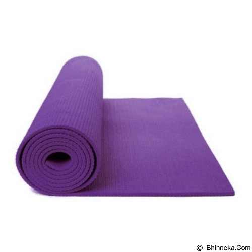 FLEXFIT Yoga Mat  - Purple (Merchant) - Other Exercise