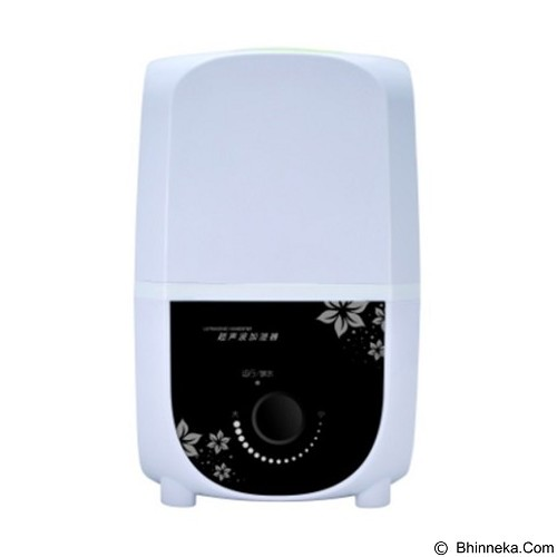 FLUX 688 Series Intelligent Touch control Ultrasonic Humidifier 3.5L [HUMUG-C3] - White (Merchant) - Air Humidifier