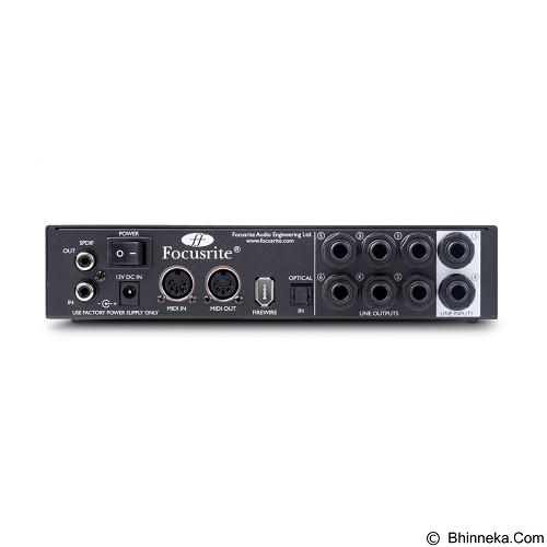 FOCUSRITE Saffire Pro 24 - Audio Interface
