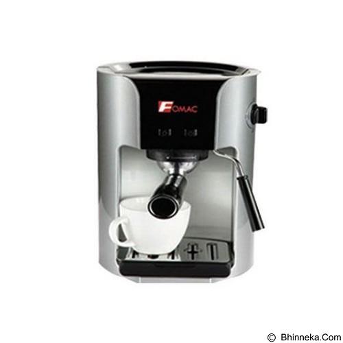 FOMAC Semi Automatic Coffee Machine [COF-FA50] - Mesin Kopi Espresso / Espresso Machine