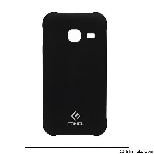 FONEL Soft Case for Samsung Galaxy J1 Mini - Black (Merchant) - Casing Handphone / Case