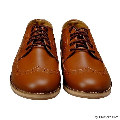 FOOTSTEP Cosmo Size 44 - Brown - Casual Boots Pria