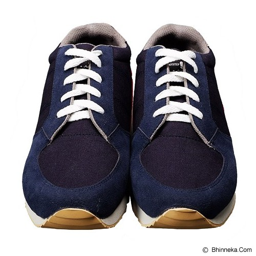 FOOTSTEP Fasto Series Size 41 - Navy - Sneakers Pria