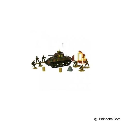 FORCES OF VALOR Sherman [85091] (Merchant) - Die Cast