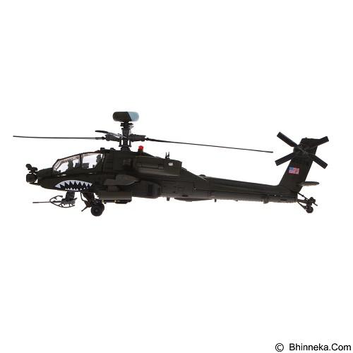 FORCES OF VALOR U.S. AH 64D Apache Diecast Helikopter Tempur [84006] (Merchant) - Die Cast