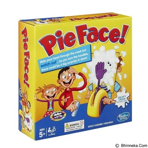 FORTUNE MART Pie Face Game (Merchant) - Stacking Games