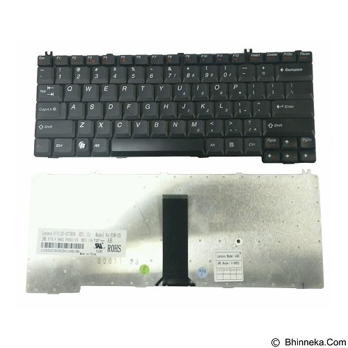 FORZATECH Keyboard N100  (Merchant) - Spare Part Notebook Keyboard