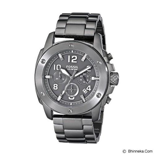 FOSSIL Casual Watch Original For Men [FS5017] - Black - Jam Tangan Pria Casual