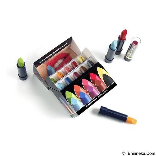 FRAN WILSON Moodmatcher Complete Set 10 pcs Lipstick (Merchant) - Lipstick