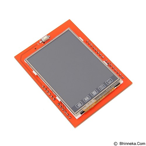 FREELAB LCD TFT touch screen shield 2.4 Inch (Merchant) - Modif Spare Part