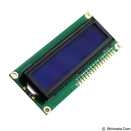 FREELAB LCD karakter 1602 biru (Merchant) - Modif Spare Part
