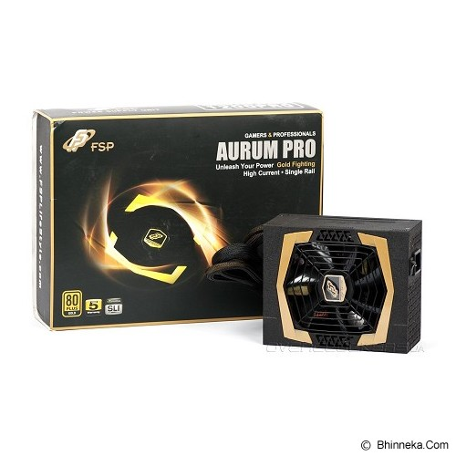 FSP Aurum Pro AU 1200PRO - Gold - Power Supply Above 1000w