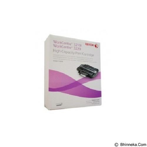 FUJI XEROX Black Toner 3210 High - Toner Printer Fuji Xerox