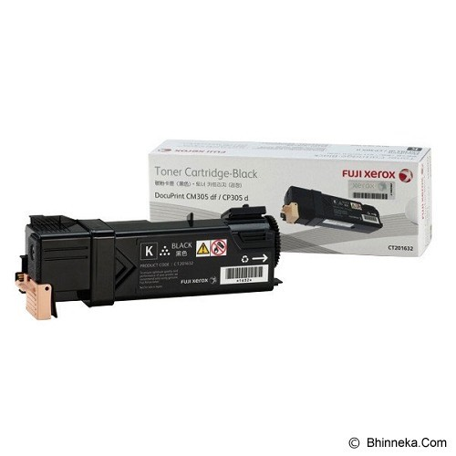 FUJI XEROX Black Toner [CT201632] (Merchant) - Toner Printer Fuji Xerox